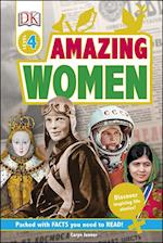 Amazing Women (DK Readers. Level 4)