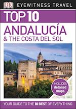 DK Eyewitness Top 10 Travel Guide Andalucia & the Costa del Sol (DK Eyewitness Top 10 Travel Guide)