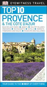 DK Eyewitness Top 10 Travel Guide Provence & the Cote d'Azur (DK Eyewitness Top 10 Travel Guide)