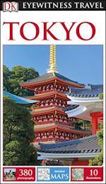 DK Eyewitness Travel Guide Tokyo (DK Eyewitness Travel Guide)