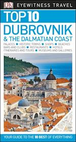 DK Eyewitness Top 10 Travel Guide Dubrovnik & the Dalmatian Coast (DK Eyewitness Top 10 Travel Guide)