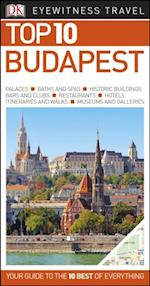 DK Eyewitness Top 10 Travel Guide Budapest (DK Eyewitness Top 10 Travel Guide)