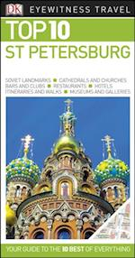 DK Eyewitness Top 10 Travel Guide St Petersburg (DK Eyewitness Top 10 Travel Guide)