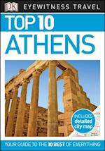 DK Eyewitness Top 10 Travel Guide Athens (DK Eyewitness Top 10 Travel Guide)