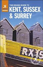 Rough Guide to Kent, Sussex and Surrey (Rough Guide to..)