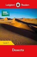 BBC Earth: Deserts - Ladybird Readers Level 1