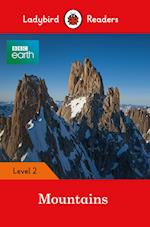 BBC Earth: Mountains- Ladybird Readers Level 2