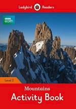 BBC Earth: Mountains Activity Book- Ladybird Readers Level 2