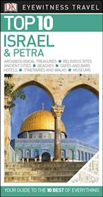 Top 10 Israel and Petra (DK Eyewitness Travel Guide)