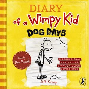 Diary of a Wimpy Kid: Dog Days (Book 4)
