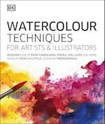 Watercolour Techniques for Artists and Illustrators