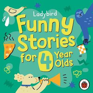 Ladybird Funny Stories for 4 Year Olds