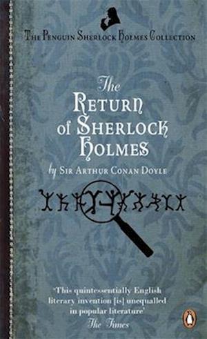 Bog paperback The Return of Sherlock Holmes af Arthur Conan Doyle