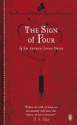 Bog paperback The Sign of Four af Arthur Conan Doyle