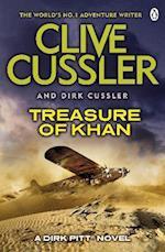 Treasure of Khan (Dirk Pitt Adventures, nr. 19)