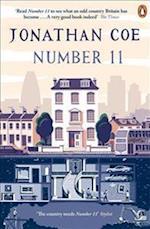 Number 11 af Jonathan Coe