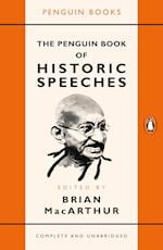 The Penguin Book of Historic Speeches (Women And Men In History)