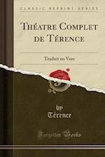 Theatre Complet de Terence