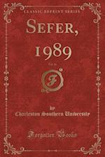Sefer, 1989, Vol. 16 (Classic Reprint)