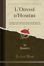 L'Odysse D'Homere, Vol. 2