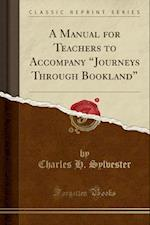 A Manual for Teachers to Accompany