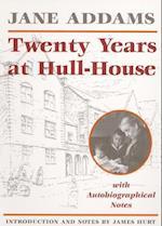 Twenty Years at Hull-House (Prairie State Books)