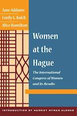 Women at The Hague af Harriet Hyman Alonso, Emily G Balch