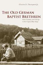 The Old German Baptist Brethren