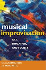Musical Improvisation af Gabriel Solis