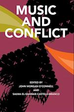 Music and Conflict af John O'Connell