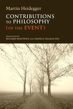 Contributions to Philosophy (Of the Event) af Martin Heidegger