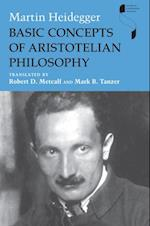Basic Concepts of Aristotelian Philosophy (Studies in Continental Thought)