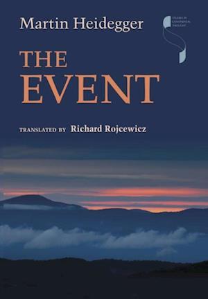 Event af Martin Heidegger