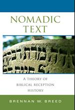 Nomadic Text (Indiana Studies in Biblical Literature)