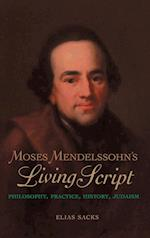Moses Mendelssohn S Living Script