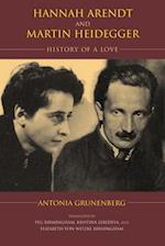 Hannah Arendt and Martin Heidegger (Studies in Continental Thought Hardcover)