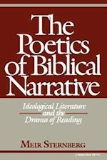 The Poetics of Biblical Narrative (Indiana Studies in Biblical Literature)