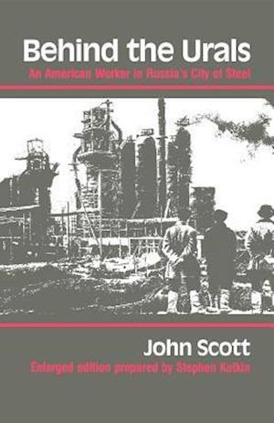 Bog, paperback Behind the Urals af Stephen Kotkin