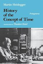 History of the Concept of Time (Studies in Phenomenology and Existential Philosophy)