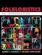 Folkloristics af Michael Owen Jones, Robert A. Georges