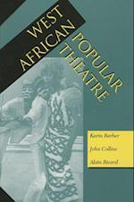 West African Popular Theatre af Karin Barber