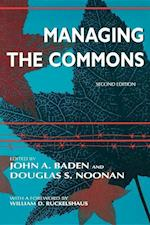 Managing the Commons, Second Edition (A William J. Siffin Memorial Book)
