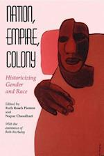 Nation, Empire, Colony af Ruth Roach Pierson