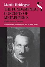 The Fundamental Concepts of Metaphysics (Studies in Continental Thought)