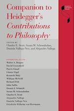 Companion to Heidegger's Contributions to Philosophy af Charles Scott