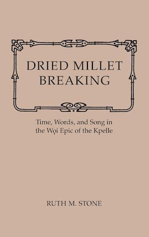Dried Millet Breaking