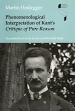 Phenomenological Interpretation of Kant's Critique of Pure Reason (Studies in Continental Thought)