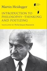 Introduction to Philosophy-Thinking and Poetizing (Studies in Continental Thought)