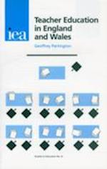 Teacher Education in England and Wales