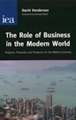 The Role of Business in the Modern World